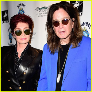 Ozzy & Sharon Osbourne Split After 33 Years of Marriage