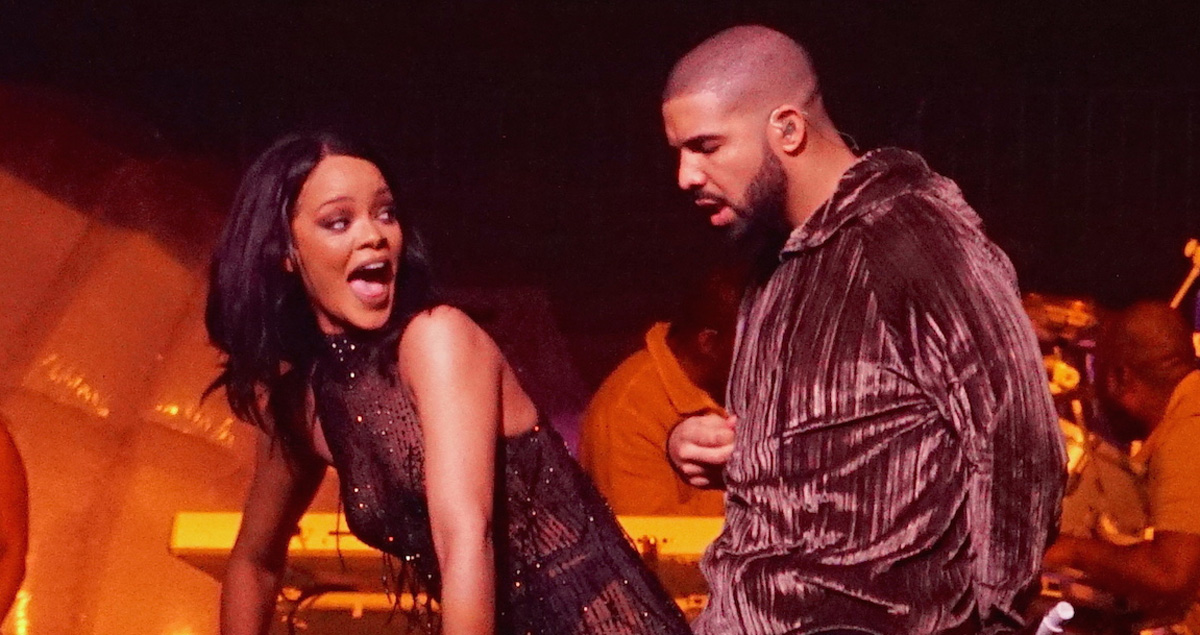 Is drake dating rhianna