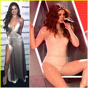 Selena Gomez Opens 'Revival' Tour in Vegas (Set List)