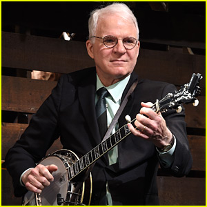 Steve Martin Makes Surprise Appearance at Broadway's 'Bright Star,' Crowd Goes Wild (Video)