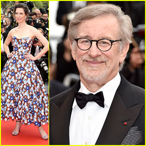 Steven Spielberg & Rebecca Hall Bring 'The BFG' To Cannes