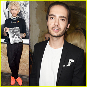 Tokio Hotel's Bill Kaulitz Celebrates 'Billy' Book Launch!