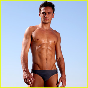 Olympic Diver Tom Daley Explains Why His Speedos Are So