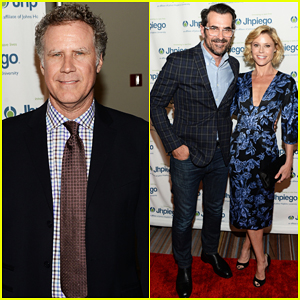 Will Ferrell & Julie Bowen Support Jhpiego's Laughter Is The Best Medicine 2016!