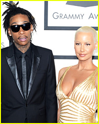 Wiz Khalifa & Amber Rose's Divorce Settlement Revealed