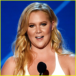Amy Schumer Wears No Underwear in Selfie for 'Wear Orange'