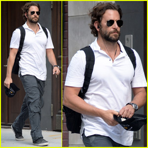 Bradley Cooper Grabs Lunch in the West Village