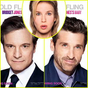 'Bridget Jones's Baby' Character Posters Debut!