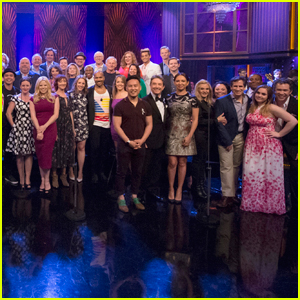 Broadway Stars Come Together For 'What The World Needs Now Is Love' On 'Maya & Marty' - Watch Here!