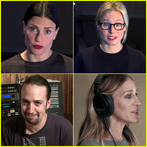 Broadway Stars Record 'What The World Needs Now Is Love' For Orlando - Watch Now!