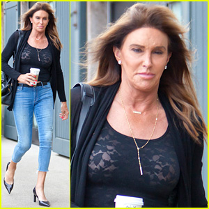 Caitlyn Jenner's 'Transparent' Role Revealed!
