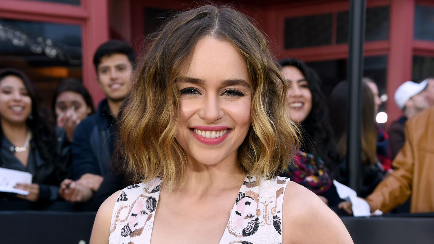 Emilia Clarke Says Her Ideal Man Has A Dad Bod recommend