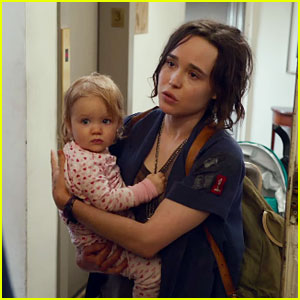 Ellen Page Steals a Child in Netflix's 'Tallulah' Trailer - Watch Now!