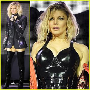 Fergie Reveals Artwork For New Single 'M.I.L.F.$'!