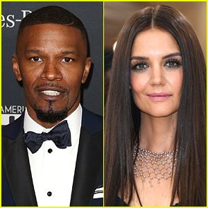 Jamie Foxx's Friend 'Misspoke,' 'Cannot Confirm' He's Dating Katie Holmes