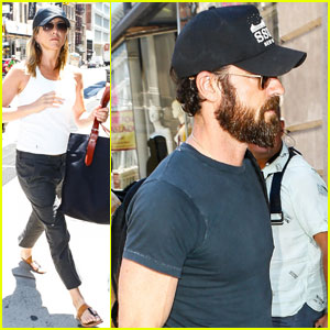 Jennifer Aniston Shoots Down More Pregnancy Rumors