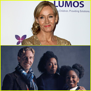 J.K. Rowling Slams Critics of Hermoine Casting for 'Harry Potter' Play: 'Bunch of Racists'