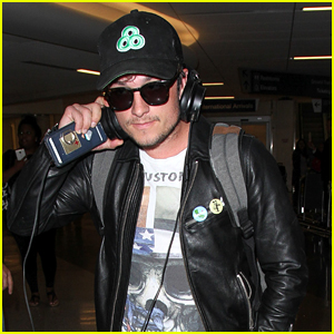 Josh Hutcherson Helps 'Break the Silence' on Bullying