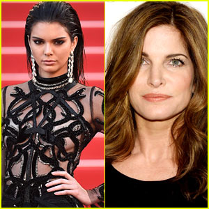 Stephanie Seymour Labels Kendall Jenner & Gigi Hadid 'Bitches Of The Moment'; Kendall Responds
