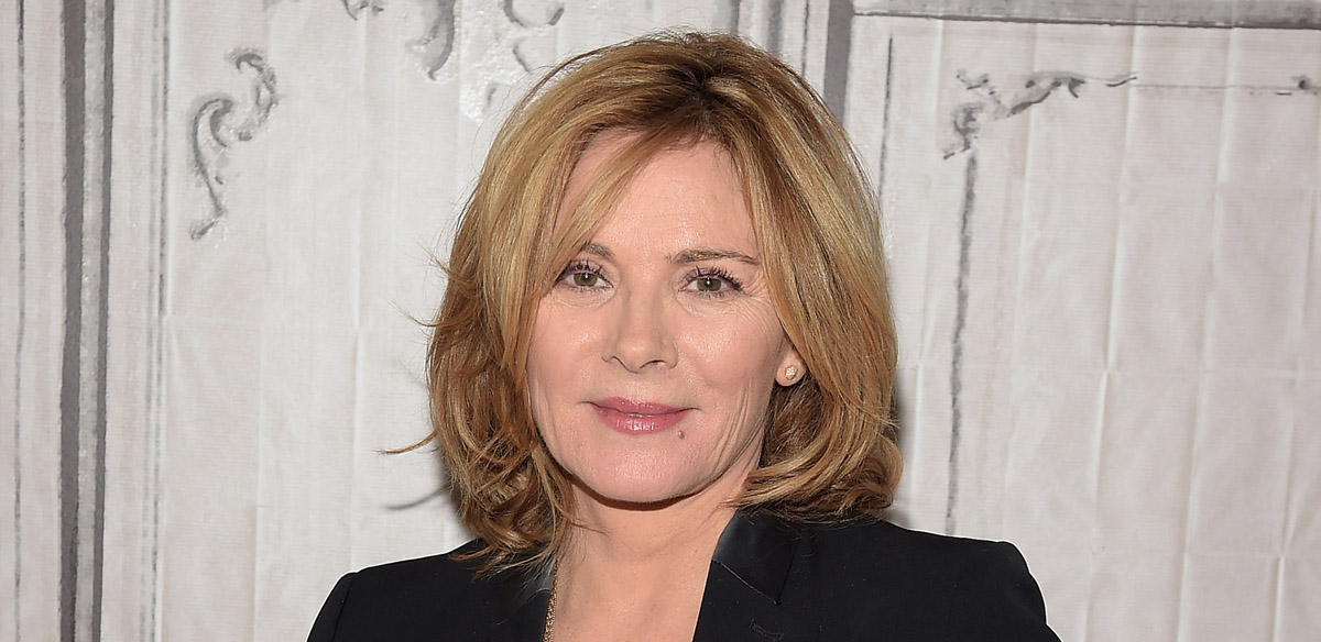 Kim Cattrall Thinks Sex and the City Should Recast Samantha Jones With a Woman of Color
