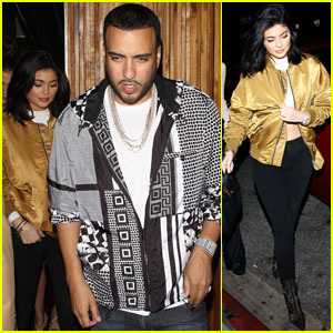 Kylie Jenner Hangs Out With Khloe Kardashian's Ex-Boyfriend