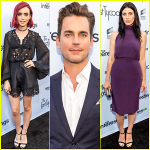 Matt Bomer & Lily Collins Celebrate 'The Last Tycoon' Pilot Release - Watch Trailer Here!