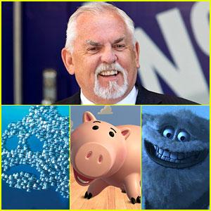 Meet John Ratzenberger - The Voice in Every Pixar Movie!