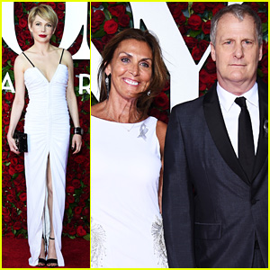 Michelle Williams & Jeff Daniels Are All Ready for Tony Awards 2016