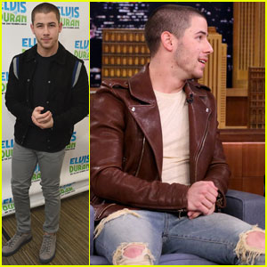 Nick Jonas Explains His 'No Apparent Reason Boner' - NARB!