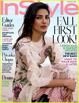 Priyanka Chopra: I'm a 'Triple Threat, Not a Stereotype'