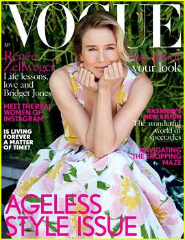 Renee Zellweger Talks About Her Break from Hollywood