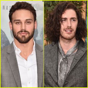 Ryan Guzman & Hozier Step Out for 'Legend of Tarzan' Premiere