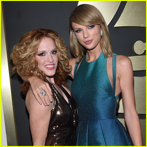 Taylor Swift's BFF Abigail Anderson Posts Sweet Message After Her Split From Calvin Harris