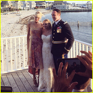 Taylor Swift Gives Surprise Performance at Fan's Wedding! (Video)