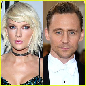 Taylor Swift & Tom Hiddleston Hop on Private Jet Together