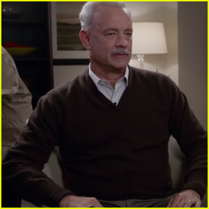 Tom Hanks Stars in First Official 'Sully' Trailer - Watch Now!