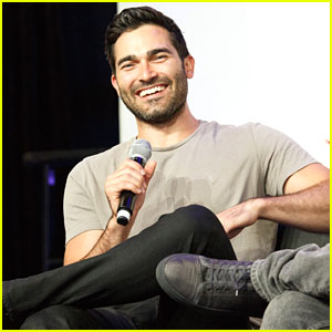 Tyler Hoechlin Is 'Honored' To Play Superman on 'Supergirl'