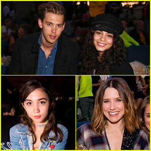 Vanessa Hudgens & Austin Butler Catch a 'Mean Girls' Summer Screening!