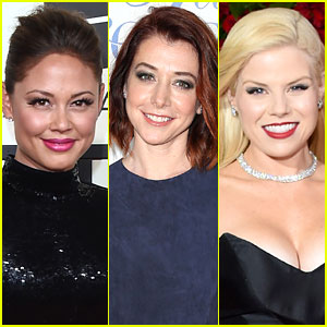Vanessa Lachey to Star in 'First Wives Club' TV Remake with Alyson Hannigan & Megan Hilty!