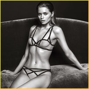 Abbey Lee Kershaw is the New Face of 'Agent Provocateur'