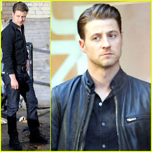 Ben McKenzie Gets to Work on 'Gotham' in NYC