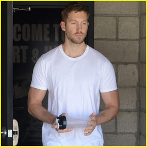 Calvin Harris' Pal John Newman Addresses Taylor Swift Rumors