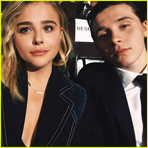 Chloe Moretz Brings Boyfriend Brooklyn Beckham to DNC 2016!