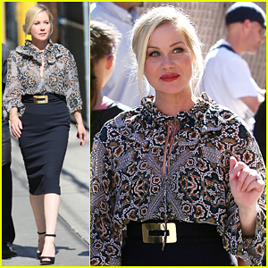 Christina Applegate Says She Plays A 'Despicable Human Being' In 'Bad Moms'