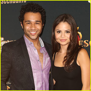 Corbin Bleu Marries Longtime Love Sasha Clements!