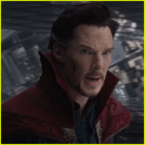 'Doctor Strange' Debuts New Trailer at Comic-Con 2016 - Watch Now!