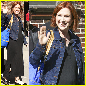 Ellie Kemper Debuts Fake Commercial For Russian Gum 'Pyud'!