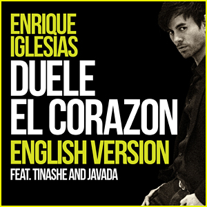 Enrique Iglesias Drops English Version Of 'Duele El Corazon' feat. Tinashe - Watch Lyric Video!
