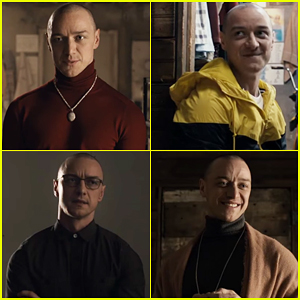 James McAvoy Plays Kidnapper With 23 Personalities In M. Night Shyamalan's 'Split' - Watch Trailer!