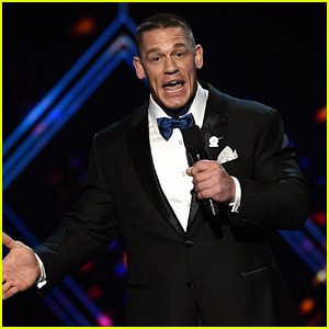 John Cena Gives Hilarious Monologue at ESPYs 2016! (Video)